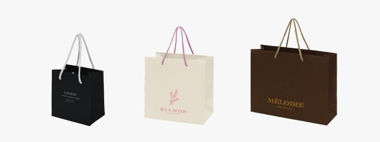 スタンダードな紙袋|デザイン03
