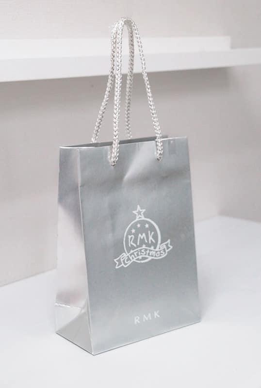 シアーな質感がステキなショップ袋