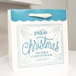お菓子箱のようなかわいい紙袋