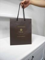震災のさなか…新しく出来上がった素敵な「オリジナル紙袋」