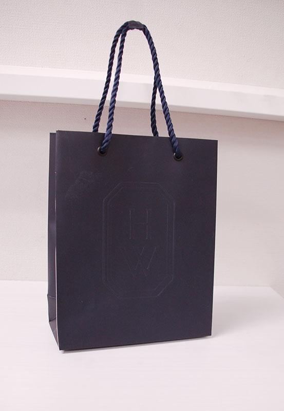 高級ブランドの紙袋を拝見!!