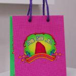 懐かしの「シャンハイタン」の紙袋