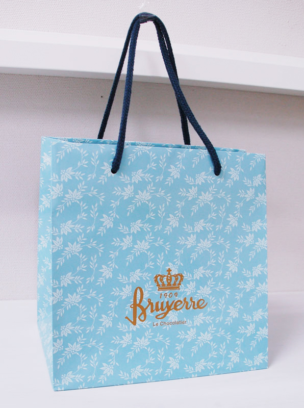 ヨーロピアンなかわいい紙袋