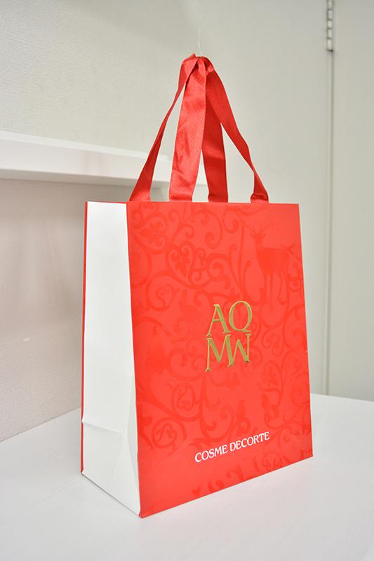 ジングルベル! 今からならまだ間に合う!クリスマス向け紙袋!!