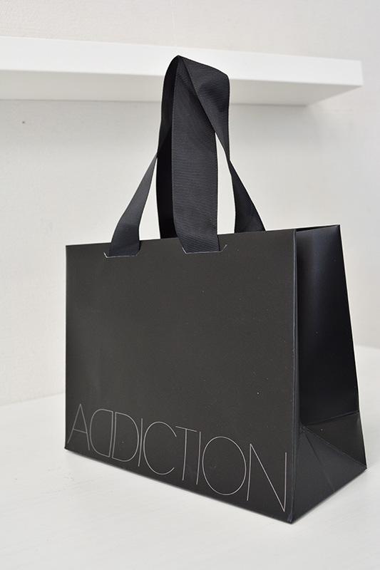 ハンドバック風のおしゃれな紙袋