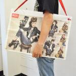 なにこれ!?人気アパレルブランドの不可解な紙袋!!!