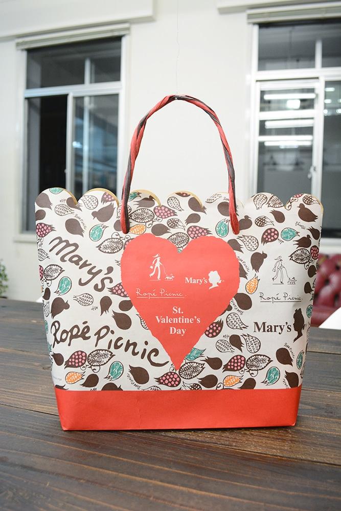 コラボ商品用のプレミアムでかわいい紙袋!