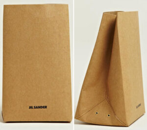 mullet-dressDesigner-Brown-Paper-Bag-by-Jil-Sander