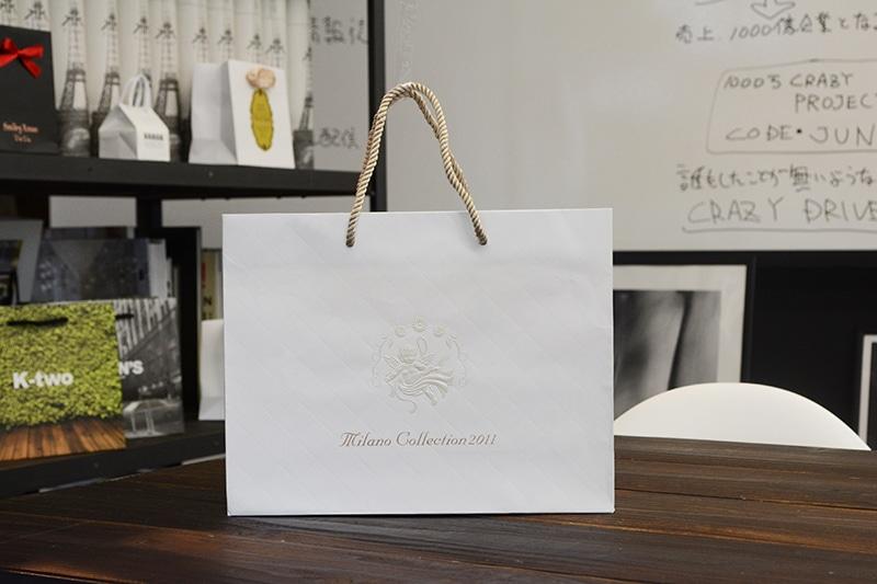 天使がいるハッピーな紙袋