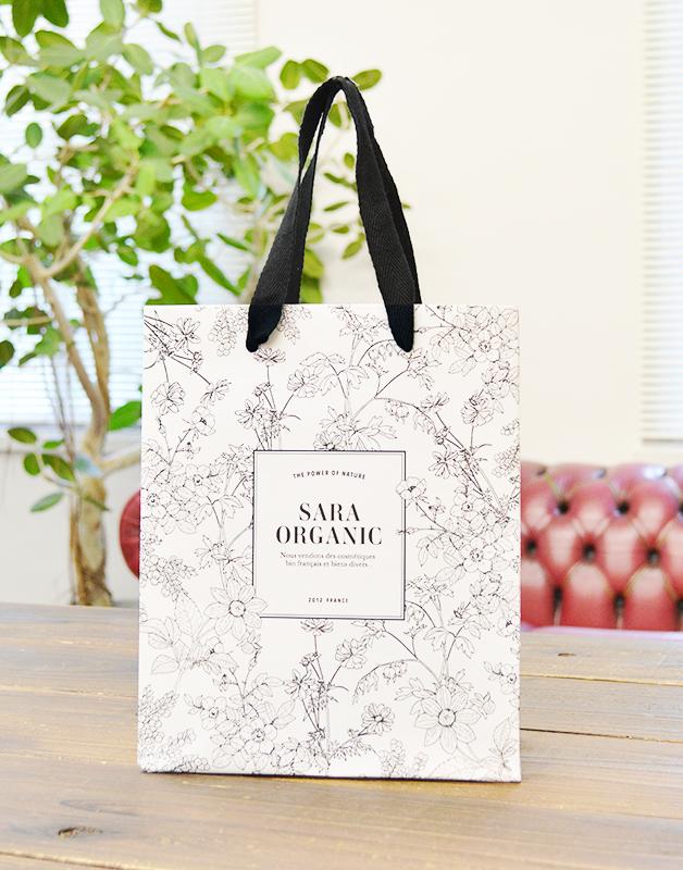 新しいデザインの紙袋ができました!!を読む