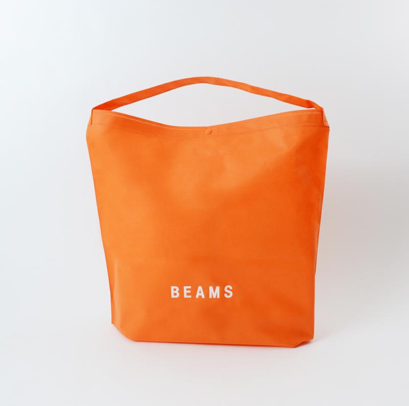 独特な形の不織布バッグ