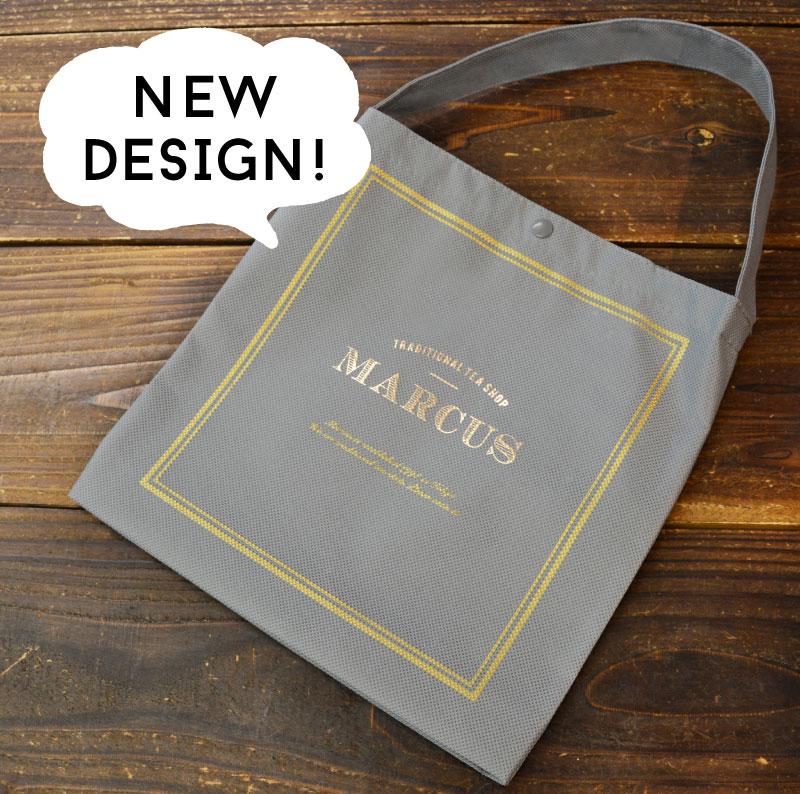 新デザインの不織布バッグを作りました!