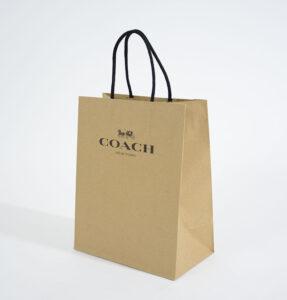 紙袋 デザイン