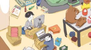 ねんがブログ3
