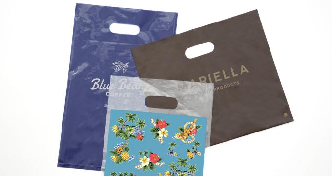 「ポリ袋」と「ビニール袋」、よく似ているけれどその違いは?のイメージ