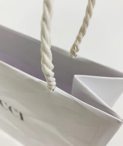 紙袋紙丸紐