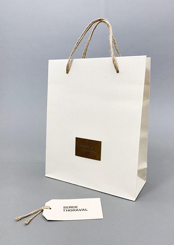 """素材へのこだわりが""""すごい""""紙袋"""