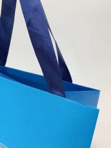 紙袋サテンリボン