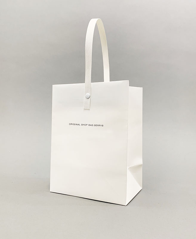 ベリービーの新作オリジナル紙袋のご紹介!