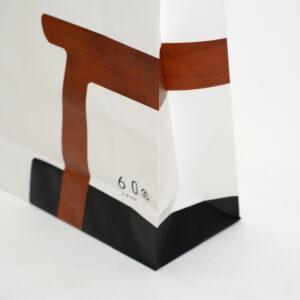 紙袋,印刷、オリジナル