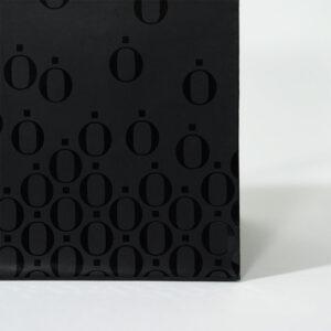 紙袋, 印刷, 柄