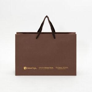 紙袋, ブラウン, クラフト