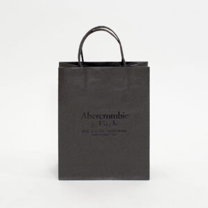 紙袋, 黒色, クラフト