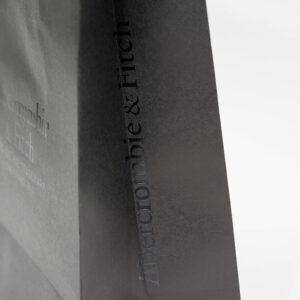 紙袋, マチ印刷, クラフト