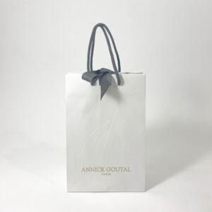 紙袋, 白, 上品
