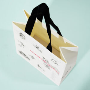 紙袋, 内面
