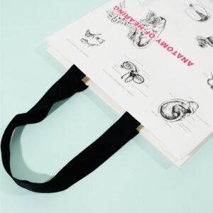 紙袋, 印刷