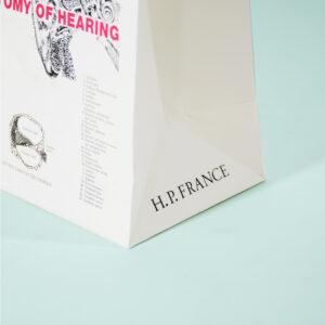 紙袋, マチ, 印刷