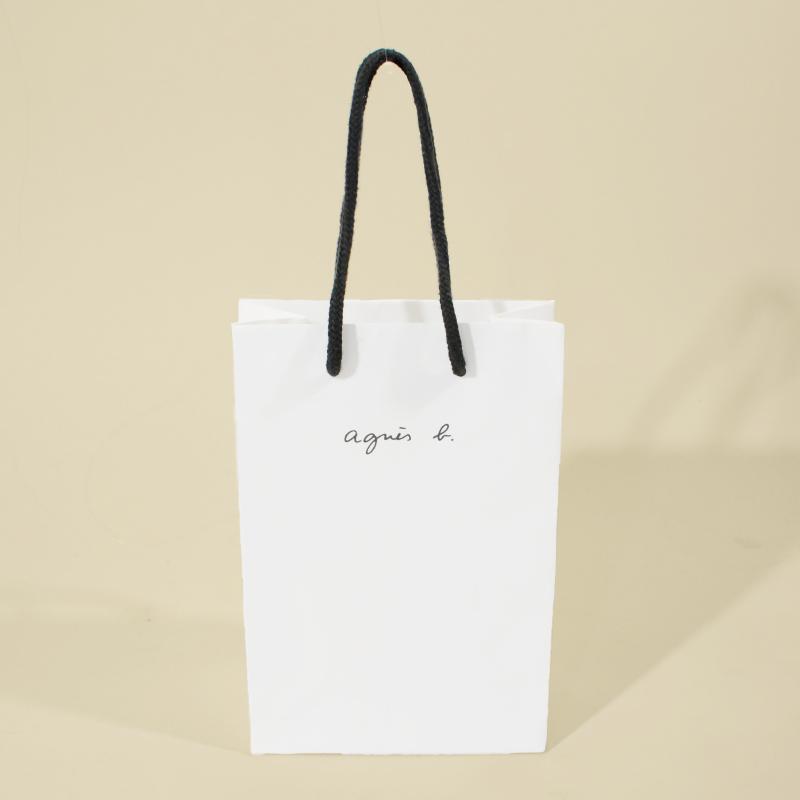 環境に配慮したシンプル紙袋