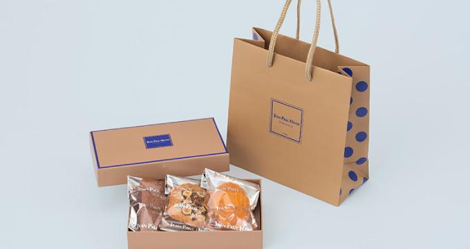 いろいろな紙袋のリニューアルについて その4のイメージ