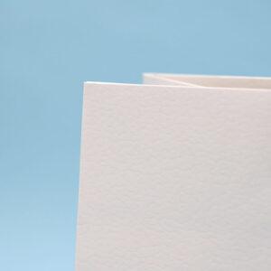 紙袋, エンボス, 白