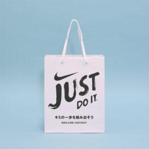 紙袋, スポーツ, 白