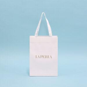 紙袋, 白, 高級感