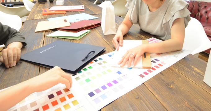 デザインの相談をスムーズにするための「準備」とは?のイメージ