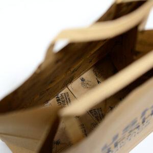 内面印刷で印象に残る紙袋
