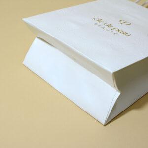 ヨーロッパ折りの紙袋