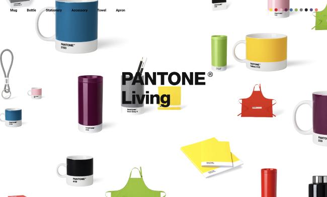 PANTONE ECサイト