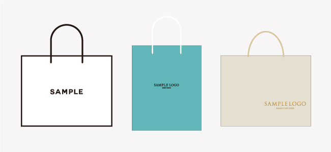新規紙袋の例1