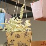 オリジナル紙袋づくりでチャレンジ!植物をいれる「Plant Bag」作りました。を読む