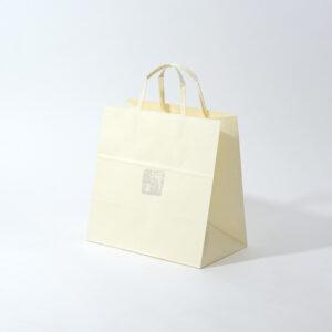 特殊な和紙を使った紙袋