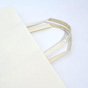 和を引き出す紙紐の紙袋