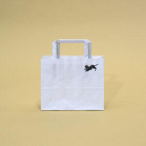 余白を綺麗にとったシンプル紙袋