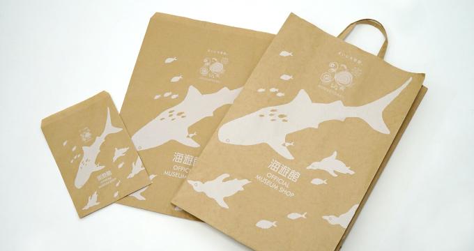 エコなオリジナル紙袋・パッケージ