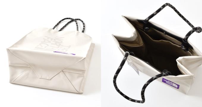 紙袋の底も再現しているバッグ