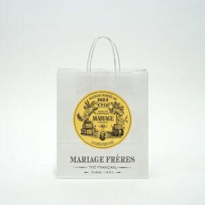 ヨーロッパレトロな紙袋