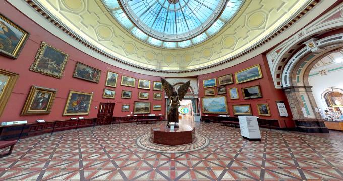 オンラインでめぐる海外の美術館